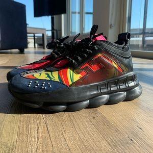 Versace mens sneakers